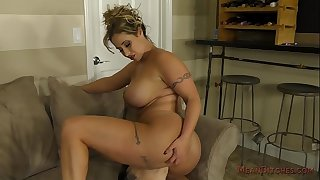 Eva Notty Makes Her Sub Worship Her Ass