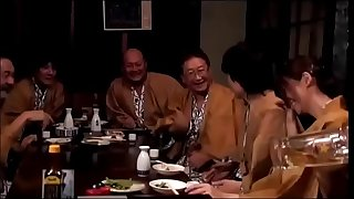 Japanese woman gets forced while her husband drunk (Full: bit.ly/2AGrTa6)