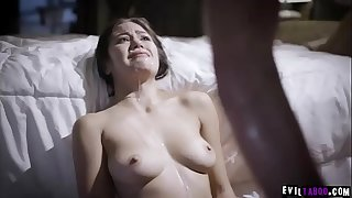 Stepdad fucks and covers his weeping daughter Kendra Spade with cum!