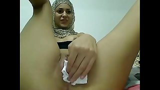Slim Little Arab Teen Plays For Me On Camera At Exposedcams.cf